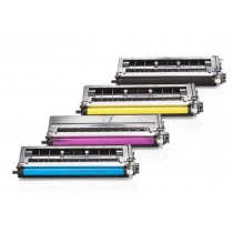 Alternativ zu Brother TN-325 Toner Spar Set (Schwarz, Cyan, Magenta, Gelb)
