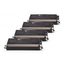 Alternativ zu Brother TN-3060 Toner Black Spar-Set (4 Stück)