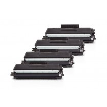 Alternativ zu Brother TN-3170 Toner Schwarz Spar-Set (4 Stück)