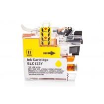 Alternativ zu Brother LC-121Y Tinte Yellow XL