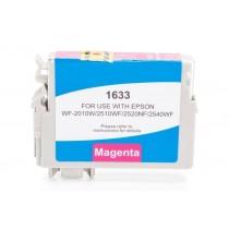 Alternativ zu Epson C13T16334010 / C13T16334012 / T1633 Tinte Magenta