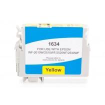 Alternativ zu Epson C13T16344010 / C13T16344012 / T1634 Tinte Yellow