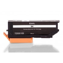 Alternativ zu Epson C13T24314010 / C13T24314012 / 24 XL Tinte Black