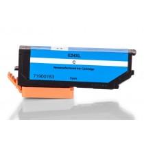 Alternativ zu Epson C13T24324010 / C13T24324012 / 24 XL Tinte Cyan
