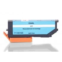 Alternativ zu Epson C13T24354010 / C13T24354012 / 24 XL Tinte Light Cyan