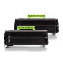 Alternativ zu Dell 593-11167 / C3NTP Toner Doppelpack 2 Stk. (Schwarz)
