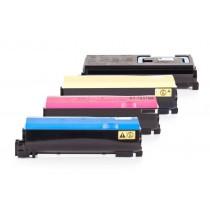 Alternativ zu Kyocera TK-570 Toner Spar-Set Schwarz, Cyan, Magenta, Gelb