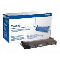ORIGINAL Brother TN-2320 Toner schwarz hohe Kapazität -IN NEUTRALEM KARTON