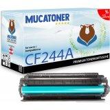 Kompatible zu HP 44A / CF244A Toner Schwarz