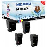 Multipack BMYC SET ZU Lexmark 75B20B0 75B20Y0 75B20M0 75B20C0