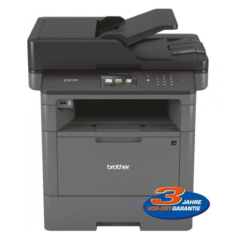 Brother DCP-L5500DN, S/W-Laser (DCPL5500DNG1/DCPL5500DNZU1)