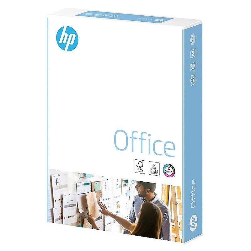 HP Office Kopierpapier, A4,  80g/m², 500 Blatt, Weiß