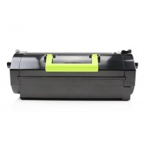 Alternativ zu Lexmark 62D2000 / 622 Toner Black