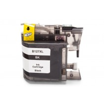 Alternativ zu Brother LC-127 XL BK Tinte Black (with working chip)
