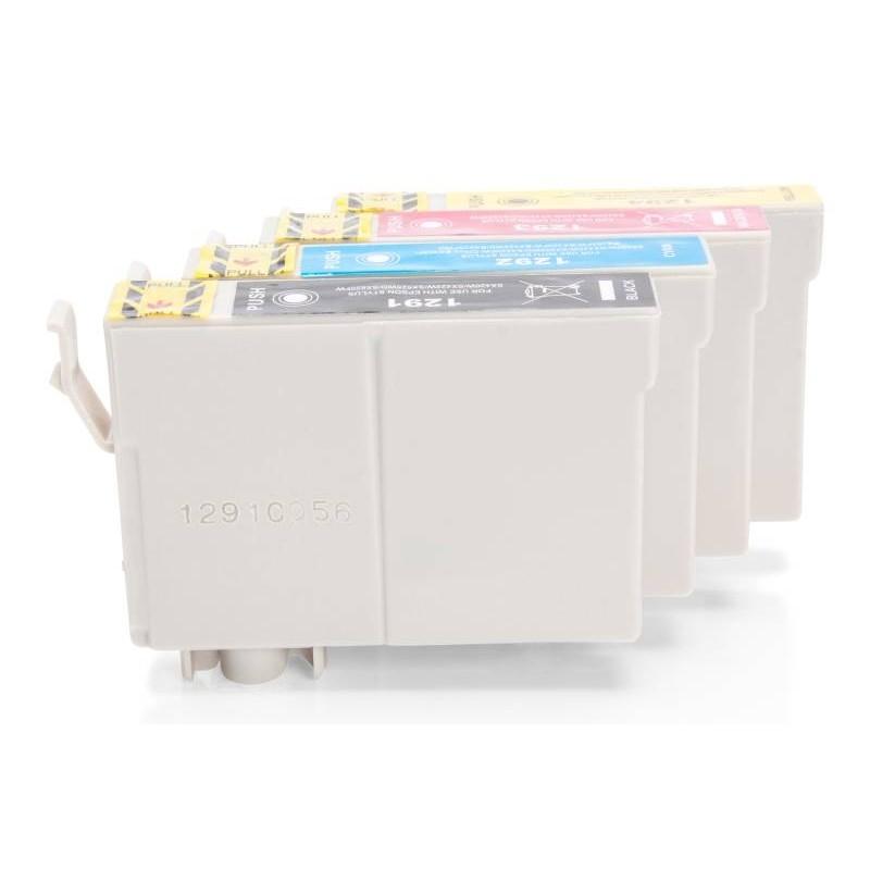 Alternativ zu Epson T1295 Tinten MultiPack (BK,C,M,Y) 4 Stück