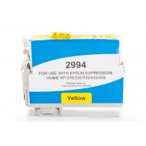 Alternativ zu Epson C13T29944010 / C13T29944012 / 29 XL Tinte Yellow