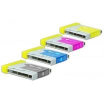 Alternativ zu Brother LC-1000 Tinten Spar-Set (je 1 x BK,C,M,Y) 4 Stück