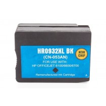 Alternativ zu HP CN053AE / 932XL Tinte Schwarz