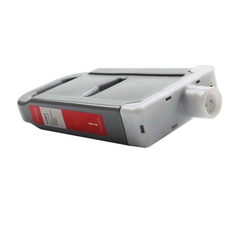 Alternativ zu Canon 0906B001 / PFI-701R Tinte Red