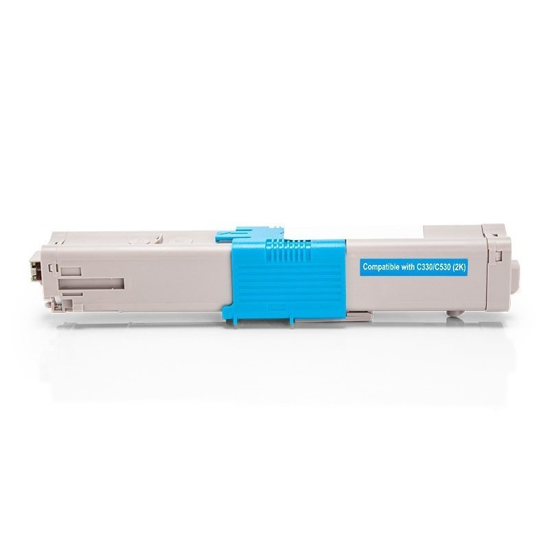 Alternativ zu OKI 44469706 / C310 Toner Cyan
