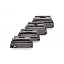 Alternativ zu HP Q1338A XXL Toner Black Spar Set (4 Stück)
