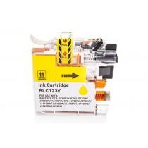 Alternativ zu Brother LC-123Y Tinte Yellow
