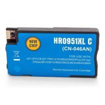 Alternativ zu HP CN046AE / 951XL Tinte Cyan