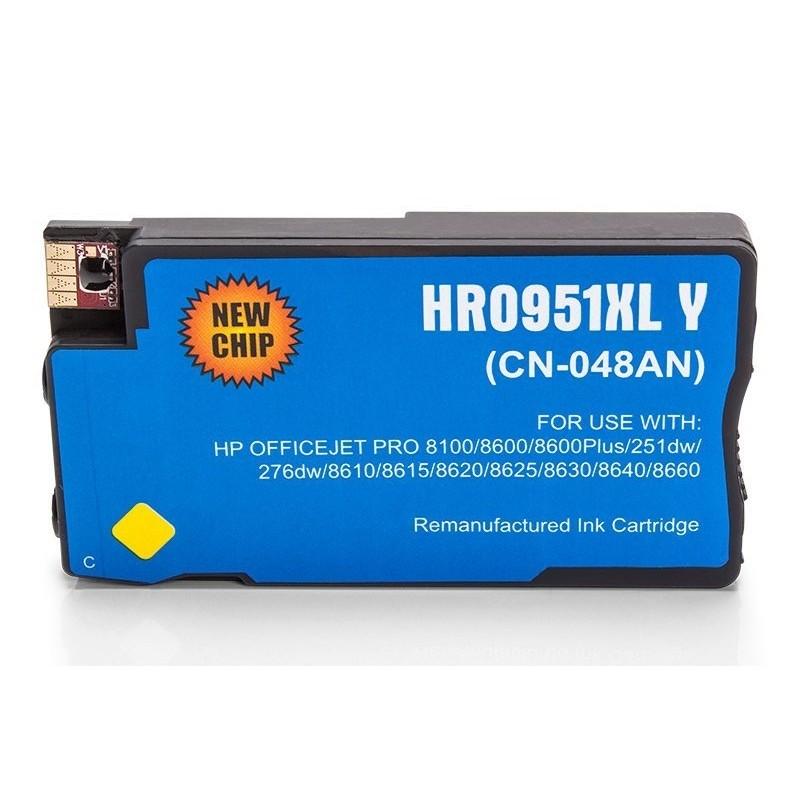 Alternativ zu HP CN048AE / 951XL Tinte Gelb