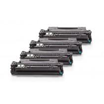 Alternativ zu HP Q7553X Toner Spar Set (4 Stück)