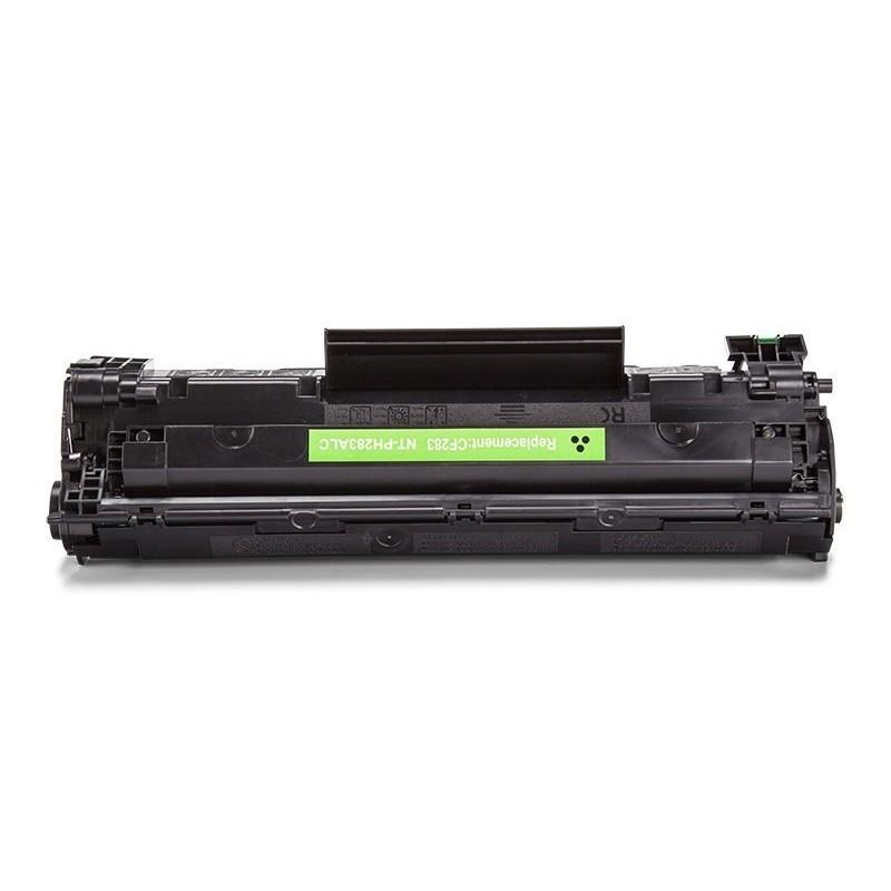 Alternativ zu HP CF283A /83A XL Toner Black