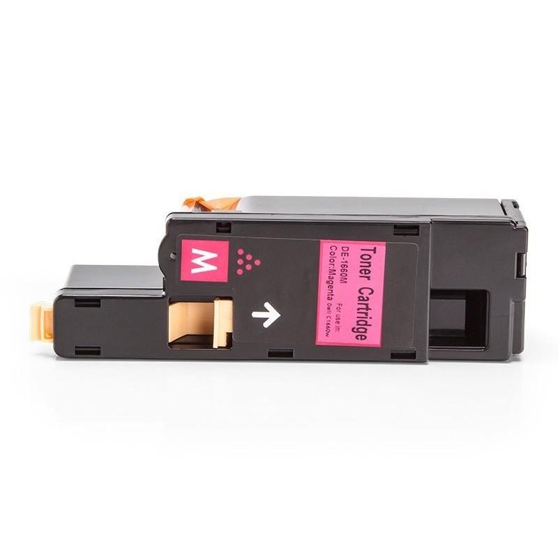 Alternativ zu Dell 593-11128 / 4J0X7 Toner Magenta
