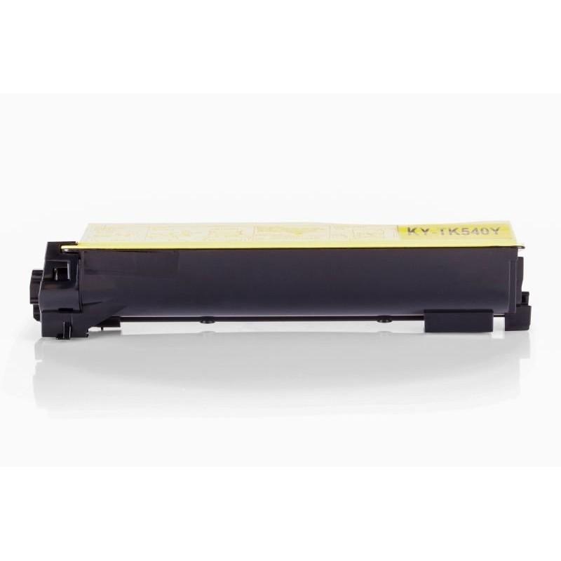 Alternativ zu Kyocera TK540Y Toner Yellow XL