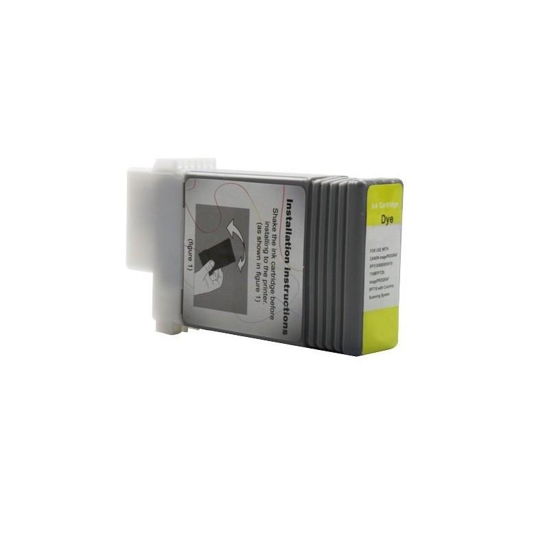 Alternativ zu Canon 0886B001 / PFI-101Y Tinte Yellow
