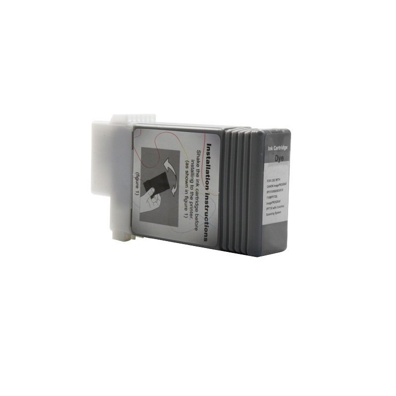 Alternativ zu Canon 0892B001 / PFI-101GY Tinte Gray