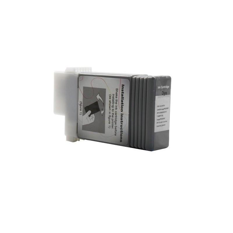 Alternativ zu Canon 0882B001 / PFI-101MBK Tinte matt Black