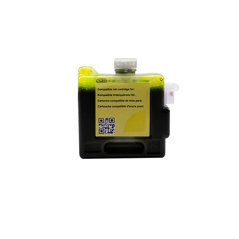 Alternativ zu Canon 7577A001 / BCI-1411Y Tinte Yellow