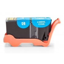 Alternativ zu Lexmark 0014N1093E / 100 XL Tinte Cyan (mit Chip)
