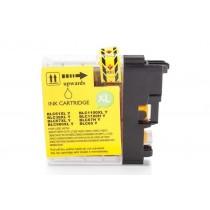 Alternativ zu Brother LC-1100 Y Tinte Yellow