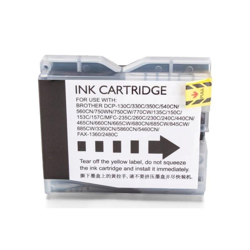 Alternativ zu Brother LC-1000BK Tinte Black
