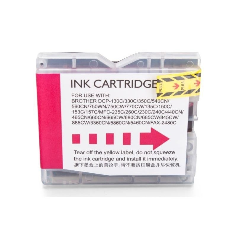 Alternativ zu Brother LC-970 Tinte Magenta
