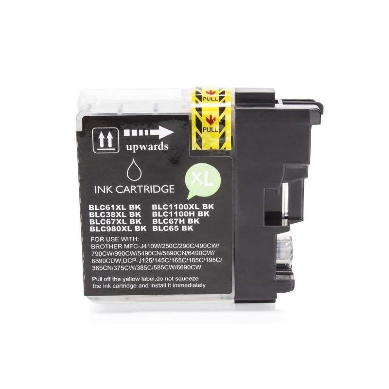 Alternativ zu Brother LC-1100 BK Tinte Black