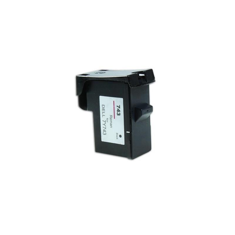 Alternativ zu Dell 592-10043 / 7Y743 Tinte Black