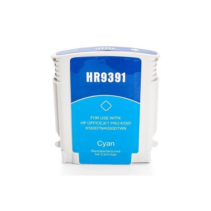 Alternativ zu HP C9391AE / Nr 88 XL Tintenpatrone Cyan