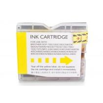 Alternativ zu Brother LC-1000Y Tinte Yellow