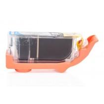 Alternativ zu Canon 4540B001 / CLI-526BK Tinte Schwarz mit Chip
