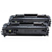 Alternativ zu HP CF 280A / 80A Black Toner Doppelpack