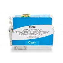 Alternativ zu Epson T0792 Cyan