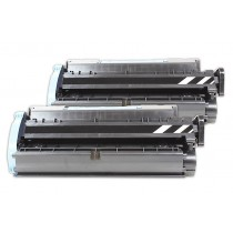 Alternativ zu Canon 0264B002/706 Toner Black Doppelpack