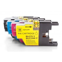 Alternativ zu Brother LC-1240VALBPDR Tinten Multipack (BK,C,M,Y) 4 Stück
