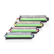 Alternativ zu Dell 3130 Toner Spar Set (C,M,Y,BK)